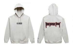 All Access Purpose Tour Sweater and Hoodie