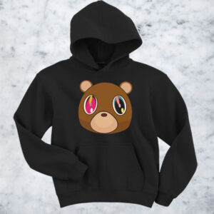 Graduation Bear Kanye West Sweater and Hoodie – peanutsausage.com