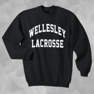 Wellesley Lacrosse Sweater and Hoodie