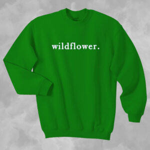 Wildflower Sweater and Hoodie