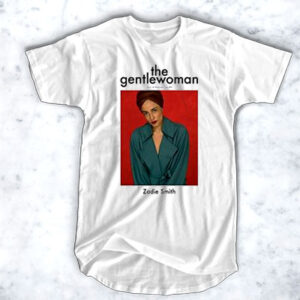 The Gentlewoman Zadie Smith T-Shirt for Men and Women